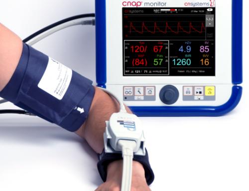 Kontinuierlich – Nichtinvasiv – Blutdruck & Hämodynamik