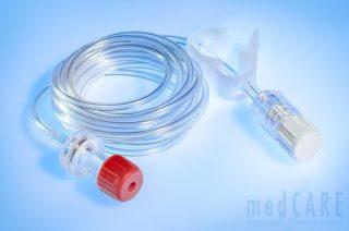 MF 1539 Neonatologischer Blutfilter Länge: 150cm Füllvolumen: 1,3 ml
