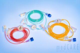 Filterleitungen färbig
