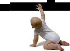 Baby Sicherheit von Anfang an